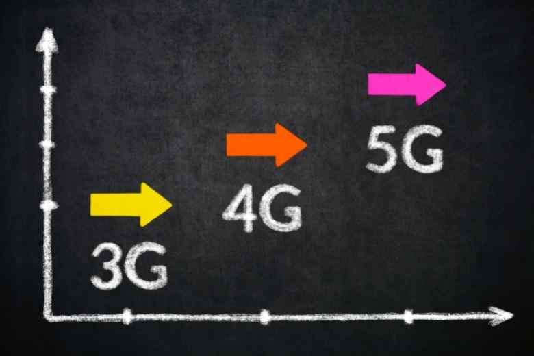 Difference between 5G 4G and 3G in Hindi