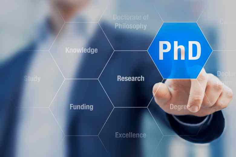 PhD ka Full Form in Hindi