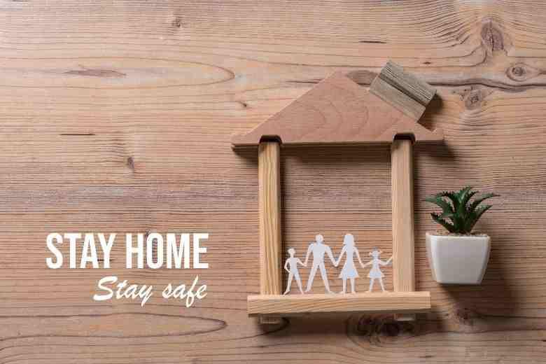 Stay Home Stay Safe ka Matlab